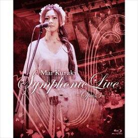 [送料無料] 倉木麻衣/Mai Kuraki Symphonic Live -Opus 3- [Blu-ray]
