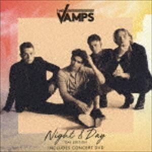 [送料無料] ザ・ヴァンプス / ナイト&デイ[デイ・エディション/デラックス](初回限定盤/CD+DVD) [CD]