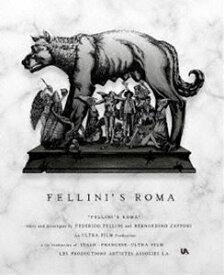 [送料無料] フェリーニのローマ 2K修復版 [Blu-ray]