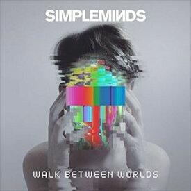 輸入盤 SIMPLE MINDS / WALK BETWEEN WORLDS [LP]