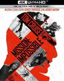 [送料無料] ミッション:インポッシブル 5ムービー・コレクション[4K ULTRA HD+Blu-rayセット] [Ultra HD Blu-ray]