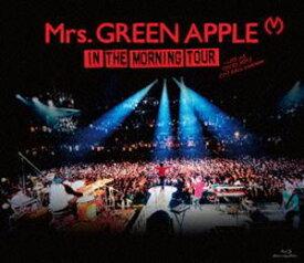 [送料無料] Mrs.GREEN APPLE/In the Morning Tour - LIVE at TOKYO DOME CITY HALL 20161208 [Blu-ray]