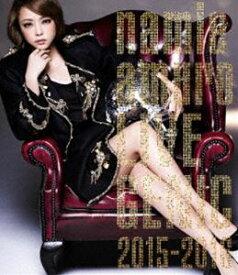 [送料無料] 安室奈美恵/namie amuro LIVEGENIC 2015-2016 [Blu-ray]