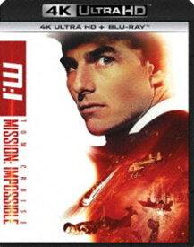 [送料無料] ミッション:インポッシブル[4K ULTRA HD+Blu-rayセット] [Ultra HD Blu-ray]