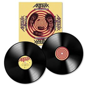 輸入盤 ANTHRAX / STATE OF EUPHORIA [2LP]