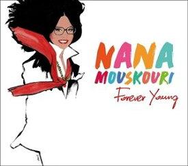 輸入盤 NANA MOUSKOURI / FOREVER YOUNG (DIGIPACK) (LTD) [CD]