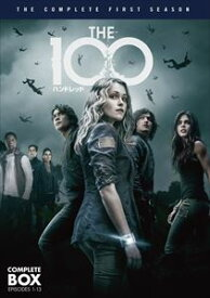 [送料無料] The 100/ハンドレッド〈ファースト・シーズン〉 コンプリート・ボックス [DVD]