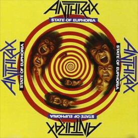輸入盤 ANTHRAX / STATE OF EUPHORIA [CD]