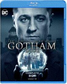 [送料無料] GOTHAM/ゴッサム〈サード・シーズン〉 コンプリート・セット [Blu-ray]