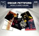 輸入盤 OSCAR PETTIFORD / 7 CLASSIC ALBUMS (DIGI) [4CD]