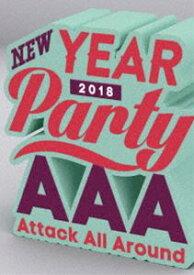 [送料無料] AAA NEW YEAR PARTY 2018 [Blu-ray]