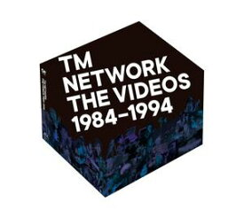 TM NETWORK THE VIDEOS 1984-1994(完全生産限定盤) [Blu-ray]