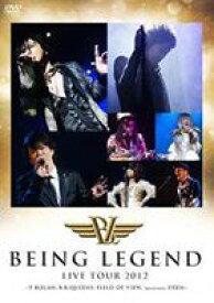 """[送料無料] LIVE DVD""""BEING LEGEND""""Live Tour 2012 -T-BOLAN,B.B.QUEENS,FIELD OF VIEW Special Guest DEEN- [DVD]"""