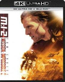 [送料無料] M:I-2[4K ULTRA HD+Blu-rayセット] [Ultra HD Blu-ray]