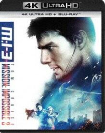 [送料無料] M:i:III[4K ULTRA HD+Blu-rayセット] [Ultra HD Blu-ray]