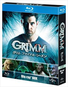 [送料無料] GRIMM/グリム ファイナル・シーズン ブルーレイBOX [Blu-ray]