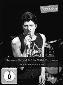 [送料無料] 輸入盤 HERMAN BROOD / LIVE AT ROCKPALAST [DVD]