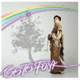 ENDRECHERI / GO TO FUNK(初回限定盤/Limited Edition A/CD+Blu-ray) [CD]