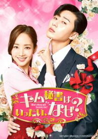 [送料無料] キム秘書はいったい、なぜ? DVD SET1【特典DVD付】(お試しBlu-ray付) [DVD]