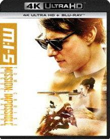 [送料無料] ミッション:インポッシブル/ローグ・ネイション[4K ULTRA HD+Blu-rayセット] [Ultra HD Blu-ray]