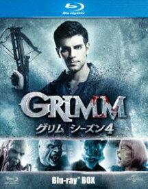 [送料無料] GRIMM/グリム シーズン4 ブルーレイBOX [Blu-ray]