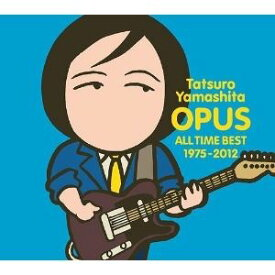 山下達郎 / オーパス オールタイム・ベスト 1975-2012(通常盤) [CD]