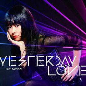 倉木麻衣/YESTERDAY LOVE [DVD]