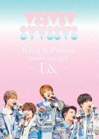 King & Prince CONCERT TOUR 2020 〜L&〜(通常盤) [DVD]