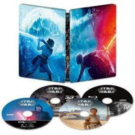[送料無料] スター・ウォーズ/スカイウォーカーの夜明け 4K UHD MovieNEX スチールブック(数量限定) [Ultra HD Blu-ray]