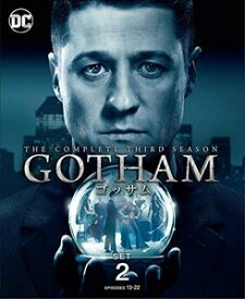 GOTHAM/ゴッサム〈サード・シーズン〉 後半セット [DVD]