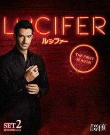 LUCIFER/ルシファー〈ファースト・シーズン〉 後半セット [DVD]