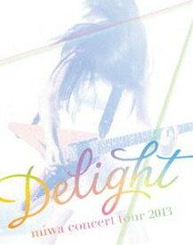 """[送料無料] miwa concert tour 2013""""Delight"""" [Blu-ray]"""