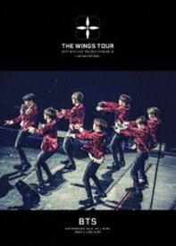[送料無料] BTS(防弾少年団)/2017 BTS LIVE TRILOGY EPISODE III THE WINGS TOUR 〜JAPAN EDITION〜(初回限定盤) [DVD]