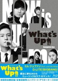 [送料無料] What's Up(ワッツ・アップ) ブルーレイ vol.1 [Blu-ray]