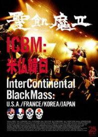 [送料無料] 聖飢魔II/ICBM:米仏韓日 -Inter Continental Black Mass:U.S.A./FRANCE/KOREA/JAPAN [DVD]