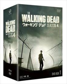 [送料無料] ウォーキング・デッド4 BOX-1 [DVD]