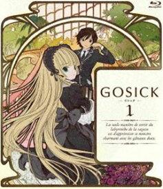 [送料無料] GOSICK ゴシック Blu-ray 第1巻 [Blu-ray]