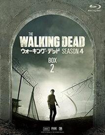 [送料無料] ウォーキング・デッド4 Blu-ray BOX-2 [Blu-ray]