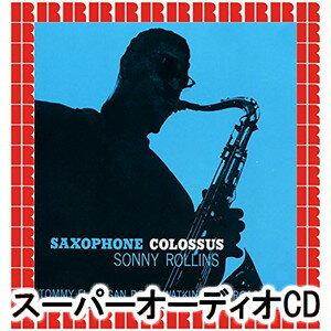 [送料無料] ソニー・ロリンズ(ts) / サキソフォン・コロッサス(限定生産スペシャルプライス盤/SHM-SACD) [スーパーオーディオCD]