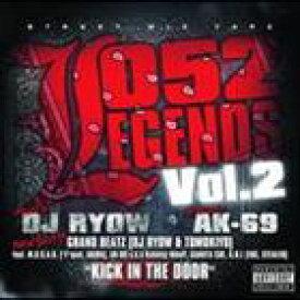 DJ RYOW / 052 LEGENDS Vol.2 - Street Mix Tape - [CD]