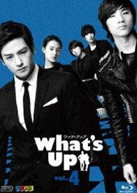 [送料無料] What's Up(ワッツ・アップ) ブルーレイ vol.4 [Blu-ray]