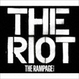 [送料無料] THE RAMPAGE from EXILE TRIBE / THE RIOT(CD+2DVD) [CD]