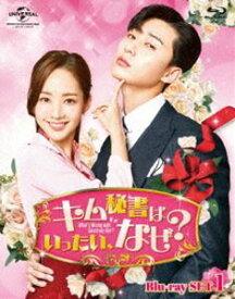 キム秘書はいったい、なぜ? Blu-ray SET1【特典DVD付】 [Blu-ray]