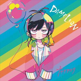 [送料無料] ナナヲアカリ / DAMELEON(初回生産限定盤/ライブいっぱい盤/CD+Blu-ray) [CD]