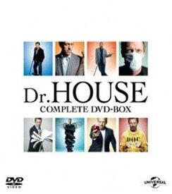 [送料無料] Dr.HOUSE/ドクター・ハウス コンプリート DVD BOX [DVD]