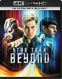 [送料無料] スター・トレック BEYOND<4K ULTRA HD+Blu-rayセット> [Blu-ray]