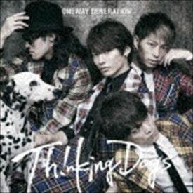 Thinking Dogs / Oneway Generation(通常盤) [CD]