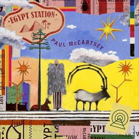 輸入盤 PAUL MCCARTNEY / EGYPT STATION [CD]