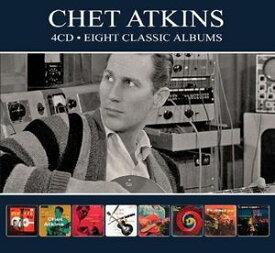 輸入盤 CHET ATKINS / 8 CLASSIC ALBUMS [4CD]