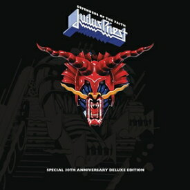 [送料無料] 輸入盤 JUDAS PRIEST / DEFENDERS OF THE FAITH [3CD]